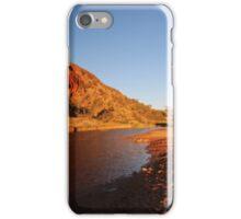 Morning Light Glen Helen Cliffs iPhone Case/Skin