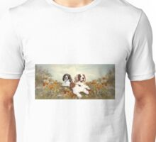 Poppy pups Unisex T-Shirt
