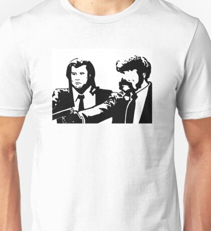 Pulp fiction Vincent Vega Jules Winnfield Unisex T-Shirt