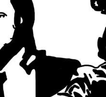 Pulp fiction Vincent Vega Jules Winnfield Sticker