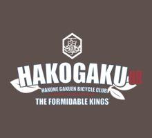 Yowapeda Hakogaku Club Shirt by kitpyon