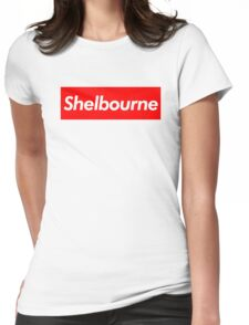 SHELBOURNE  Womens Fitted T-Shirt