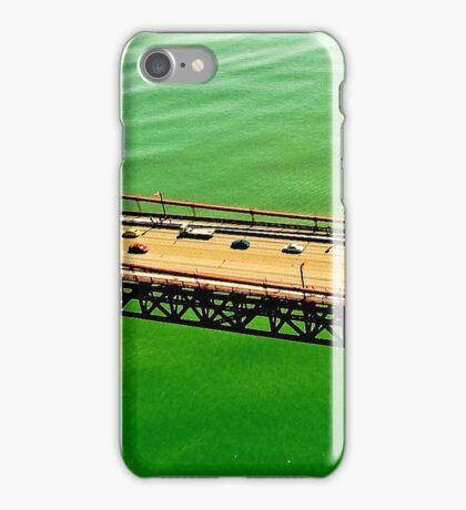 SF Aerial Golden Gate Bridge  iPhone Case/Skin