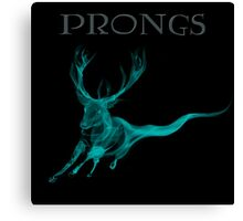 Prongs Patronus - Harry Potter Canvas Print
