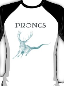 Prongs Patronus - Harry Potter T-Shirt