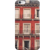 Plaza Mayor iPhone Case/Skin