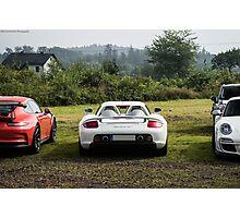 Porsche Carrera GT Photographic Print