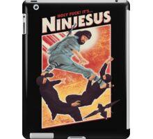 Ninjesus iPad Case/Skin