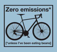 Zero Emissions - Black Kids Clothes