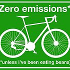 Zero Emissions - white by playwell