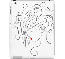 Floralisia V1 - Simple beauty iPad Case/Skin