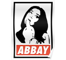 Abbay Poster