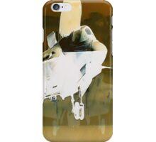 PERCH (Metal Birds) iPhone Case/Skin