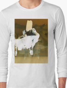 PERCH (Metal Birds) Long Sleeve T-Shirt