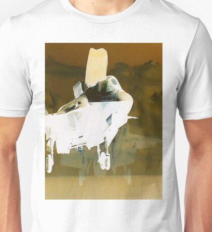 PERCH (Metal Birds) Unisex T-Shirt