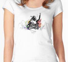 Greek Goddess Women's Fitted Scoop T-Shirt