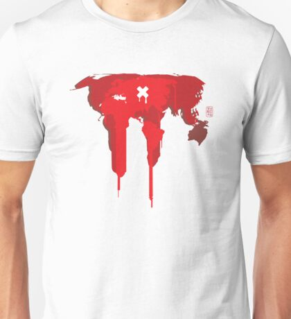Bleeding World Unisex T-Shirt