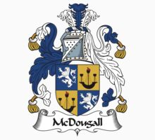 McDougall Coat of Arms / McDougall Family Crest by ScotlandForever