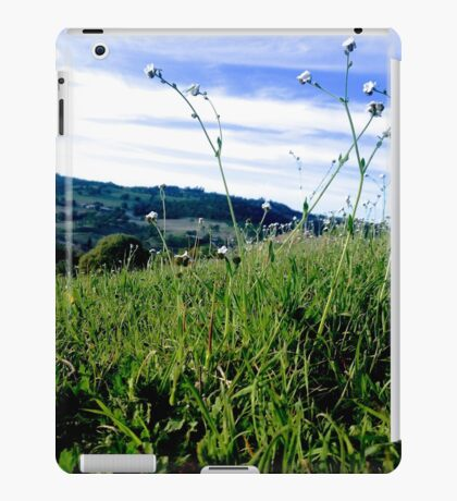 California Hills iPad Case/Skin
