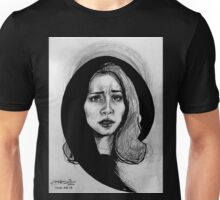 The dark side Unisex T-Shirt