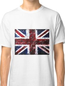 ABSTRACT UNION JACK Classic T-Shirt