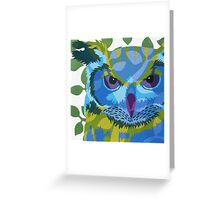 Eyes Spy Greeting Card
