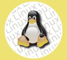 Linux Kids Tee