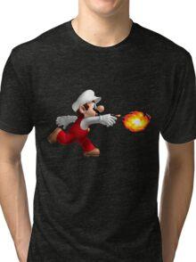 Disney,Cartoon,mario bros Tri-blend T-Shirt