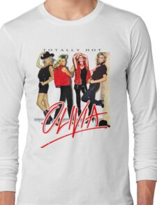 Olivia Newton-John Totally Hot Gallery Long Sleeve T-Shirt