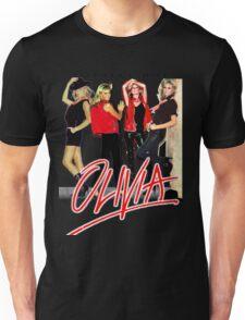 Olivia Newton-John Totally Hot Gallery Unisex T-Shirt