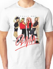 Olivia Newton-John Totally Hot Gallery Unisex T-Shirt