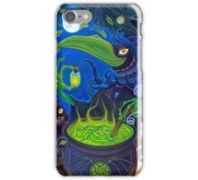Dark Witch iPhone Case/Skin