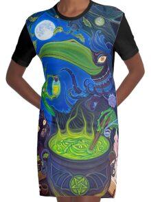 Dark Witch Robe t-shirt