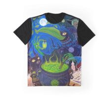 Dark Witch Graphic T-Shirt
