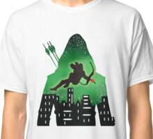 Green Arrow Double Exposure! Classic T-Shirt