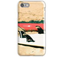 Surfer's style iPhone Case/Skin