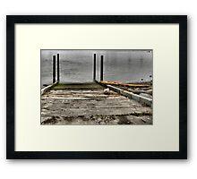 URBAN DECAY Framed Print