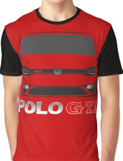 Polo GTI Front Graphic T-Shirt