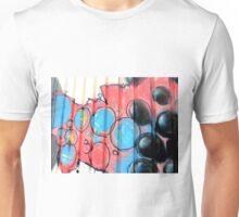 Graffiti design 002 - by Ana Canas Unisex T-Shirt