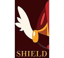 Shield Photographic Print