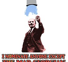 Ice bucket challenge - Lenin by isembard