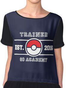 Trainer Go Academy Chiffon Top