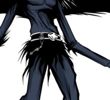 Ryuk from Death Note Sticker