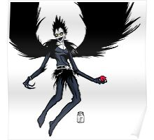 Ryuk from Death Note Poster
