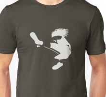 Keep on jumping. Black Unisex T-Shirt