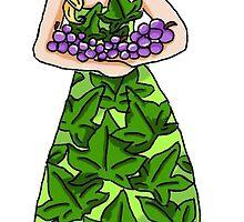 Pretty grapes by Yulielle