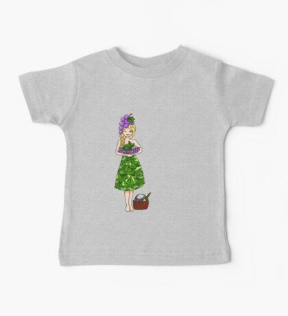 Pretty grapes Baby Tee