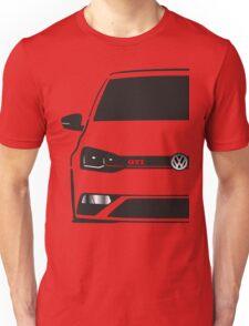 VW Polo GTI Half Cut Unisex T-Shirt