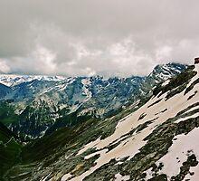 Passo dello Stelvio (Stilfser Joch, Stelvio Pass) by heinrich