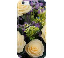 bouquet of roses iPhone Case/Skin